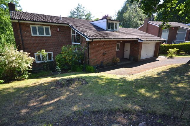 Thumbnail Detached house for sale in Southwood, Baldwins Gate, Newcastle-Under-Lyme