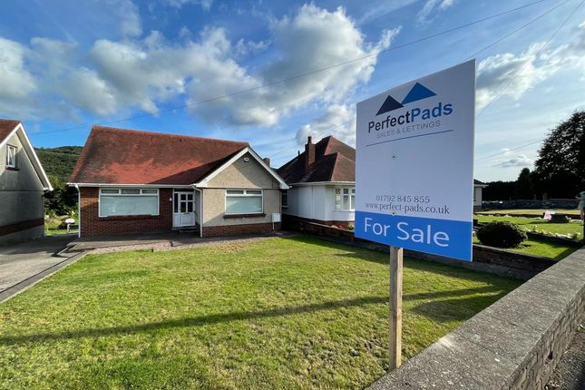 4 bed bungalow for sale in Pontardawe Road, Clydach, Swansea SA6