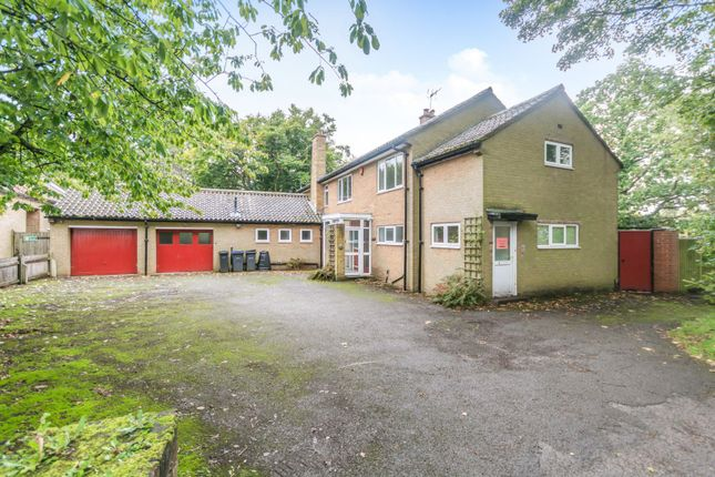 Thumbnail Detached house to rent in Old Church Road, Harborne, Birmingham