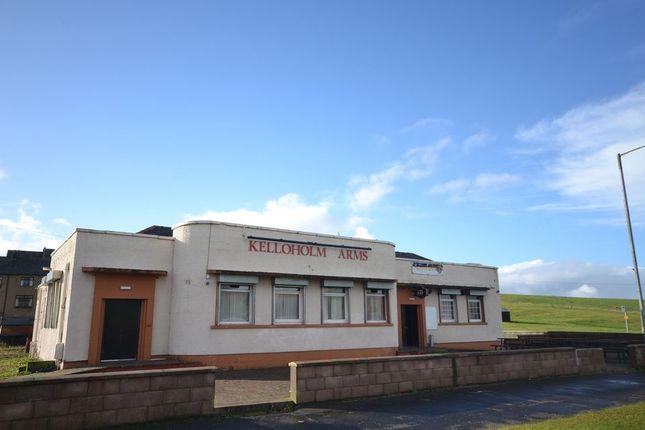 Thumbnail Pub/bar for sale in Greystone Avenue, Kelloholm, Sanquhar