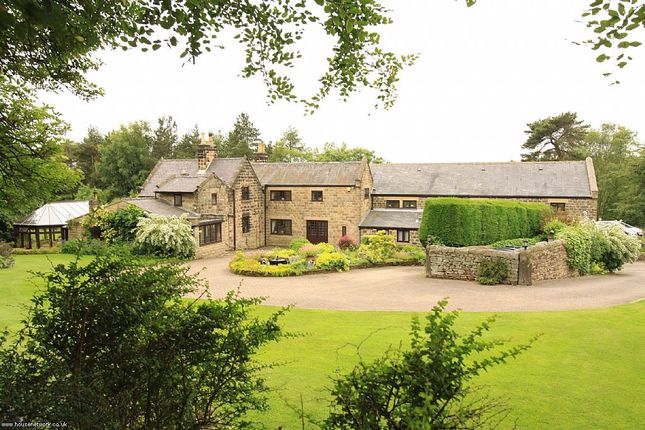 Thumbnail Detached house for sale in Allen Lane, Tansley, Derbyshire