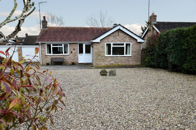 Thumbnail Detached bungalow for sale in Glen Close, Shipston-On-Stour