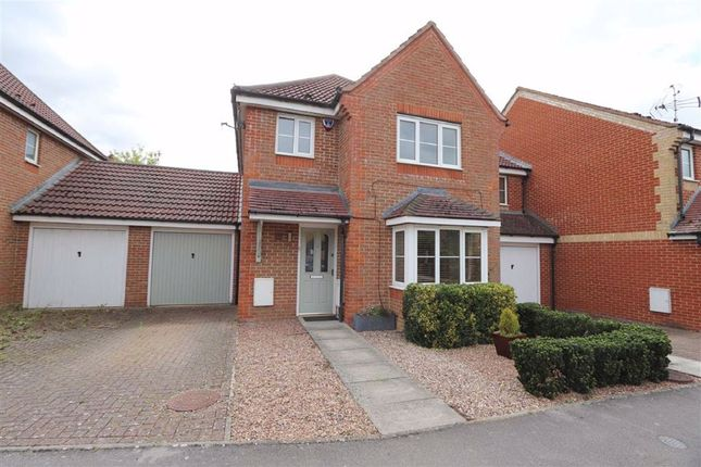 Thumbnail Link-detached house for sale in Gibson Drive, Leighton Buzzard