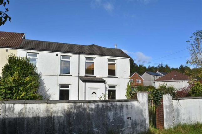 Thumbnail End terrace house for sale in Shop Houses, Aberdare, Rhondda Cynon Taff