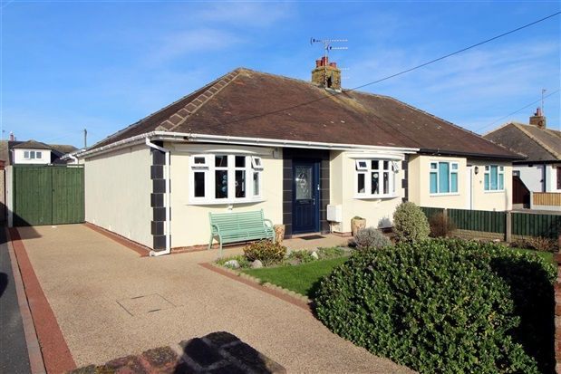 Thumbnail Bungalow for sale in Marlborough Avenue, Thornton Cleveleys