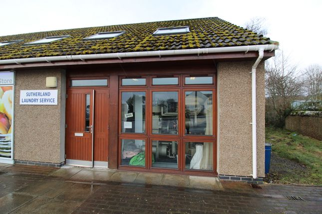 Thumbnail Retail premises for sale in Leasehold - Sutherland Laundry Service, Retail Park, Dornoch