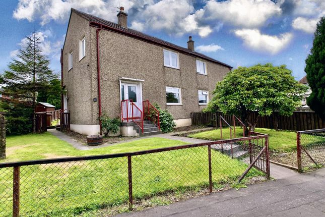 Thumbnail Semi-detached house for sale in Blackthorn Avenue, Beith