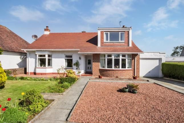 Thumbnail Detached house for sale in Hunter Crescent, Troon, South Ayrshire
