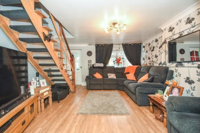 Thumbnail End terrace house for sale in Laburnum Way, Witham