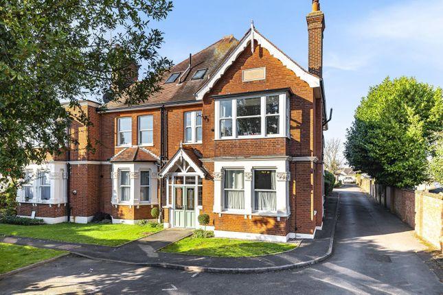 Thumbnail Flat for sale in Laleham Road, Shepperton