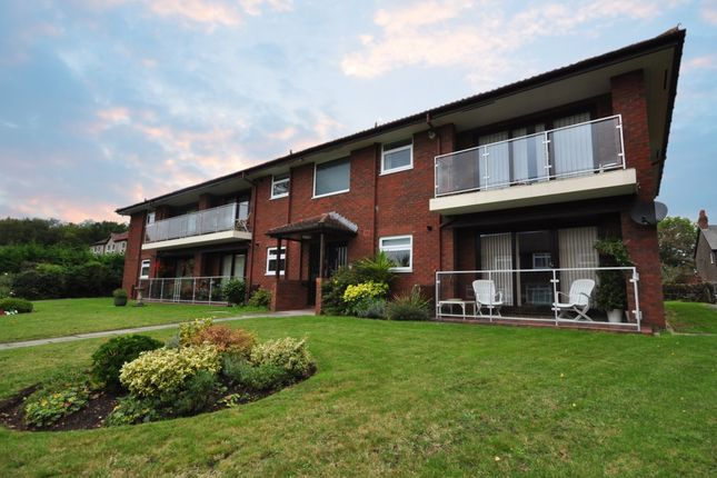Thumbnail 2 bed flat for sale in South Drive, Heswall, Wirral