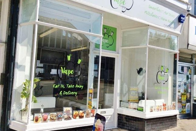 Restaurant/cafe for sale in 29A High Street, Newhaven
