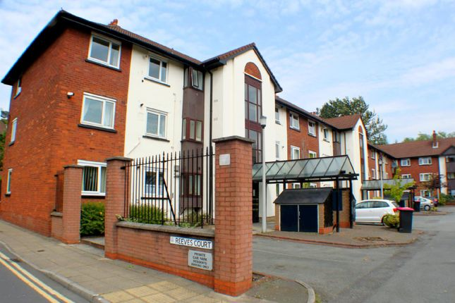 Thumbnail Flat to rent in Reeves Court, Salford, Manchester