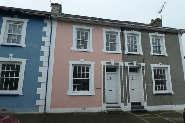 Thumbnail Terraced house for sale in Albert Street, Aberaeron