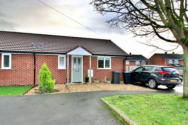 1 bed semi-detached bungalow for sale in Stobberts Place, Market Lavington, Devizes, Wiltshire SN10