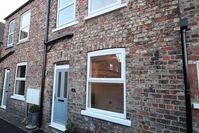 1 bed semi-detached house to rent in Granville Place, Gowthorpe, Selby YO8