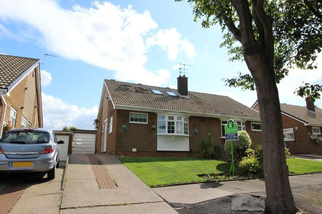 Thumbnail Semi-detached house for sale in Harperley Drive, Tunstall, Sunderland