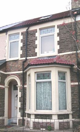 Thumbnail Property to rent in Llantrisant Street, Cathays, ( 6 Beds )