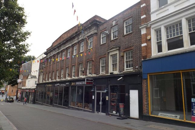 Thumbnail Flat to rent in Goose Gate, Nottingham