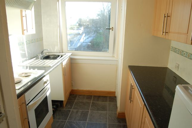 Thumbnail Flat for sale in Chalmers Crescent, East Kilbride