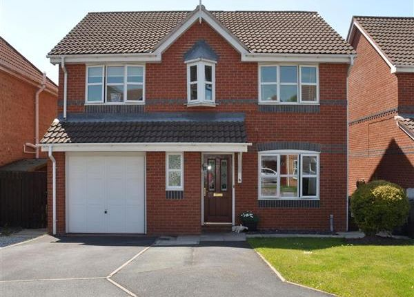 4 bed detached house for sale in Kingfisher Way, Bamber Bridge, Preston