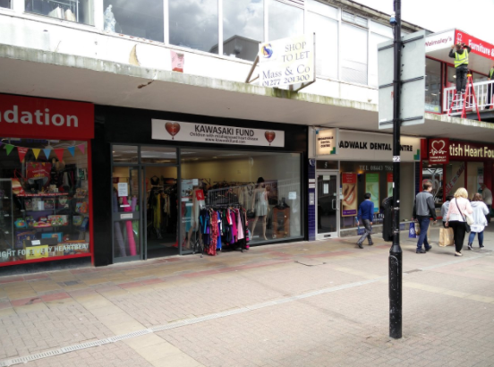 Thumbnail Retail premises to let in 3 East Walk, Harlow