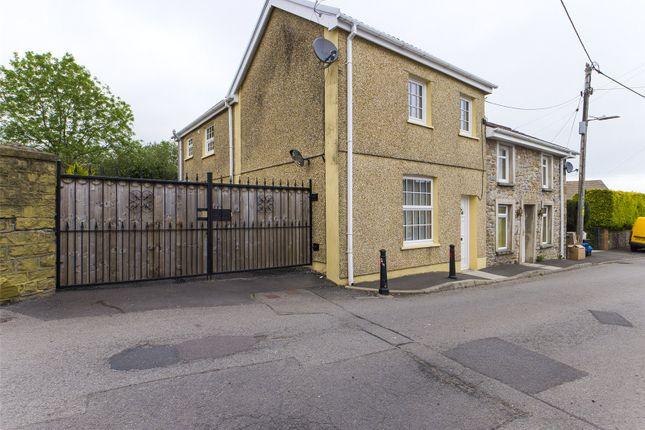 Thumbnail Semi-detached house for sale in Swansea Road, Clwydyfagwyr, Merthyr Tydfil