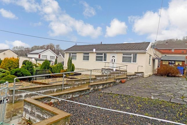 Thumbnail Bungalow for sale in Waungron, Glynneath, Neath, Neath Port Talbot.