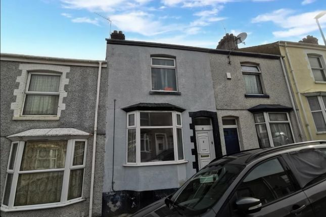 Thumbnail 2 bed property to rent in Glenmore Avenue, Plymouth