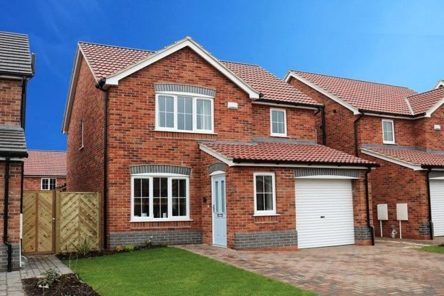 Detached house for sale in Plot 1, The Wordsworth, Sycamore Gardens, Wootton, North Lincolnshire