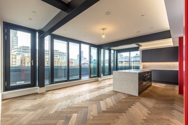 Thumbnail Flat to rent in 19, Queen Elizabeth Street, Tower Bridge