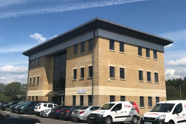Thumbnail Office to let in First Floor Office Suite, Two Waterton Park, Waterton Industrial Estate, Bridgend