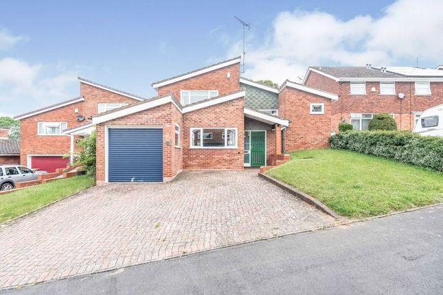 Thumbnail Detached house for sale in Kestrel Close, Kidderminster