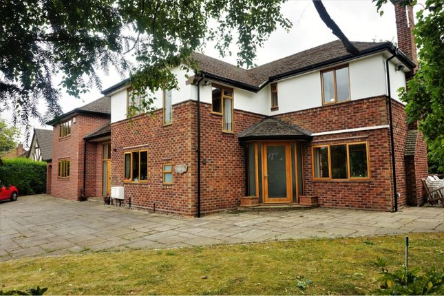 Thumbnail Detached house for sale in Hadrian Way, Northwich