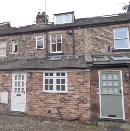 Thumbnail Cottage to rent in Flaxton Terrace, Pannal, Harrogate