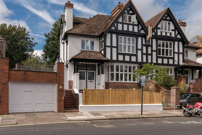 Thumbnail Semi-detached house for sale in York Avenue, Hove, East Sussex