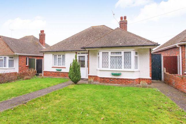 Thumbnail Detached bungalow for sale in Northdown Park Road, Margate