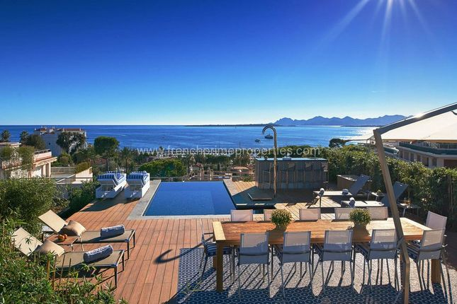 Thumbnail Apartment for sale in Cap D'antibes, Cap-D'antibes, 06600, France
