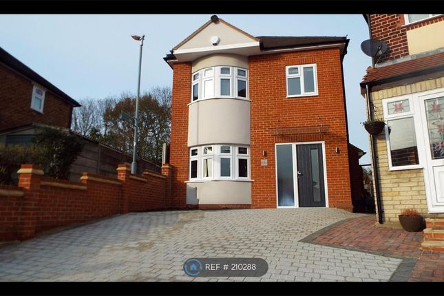 Thumbnail Detached house to rent in Penhurst Road`, Barkingside