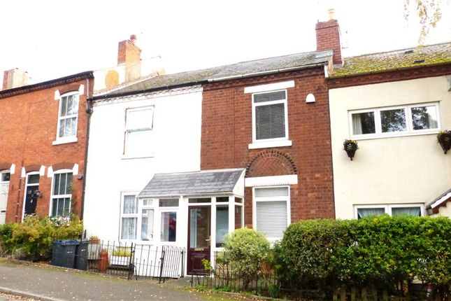 Thumbnail Terraced house for sale in Station Road, Kings Norton, Birmingham