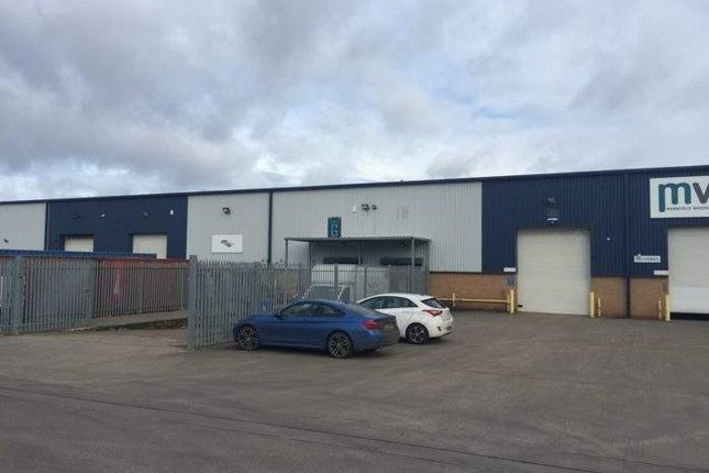 Thumbnail Light industrial to let in Unit G, Walker Road, Bardon Hill/J22, M1, Leicester