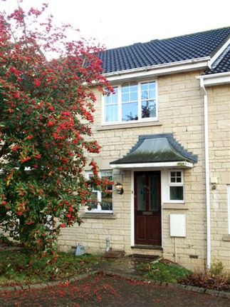 Thumbnail Terraced house to rent in Celandine Way, Chippenham
