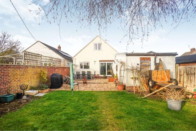 Thumbnail Detached bungalow for sale in Mere Road, Waddington