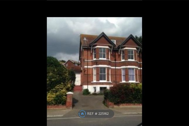 Thumbnail Maisonette to rent in Dudley Road, Hastings