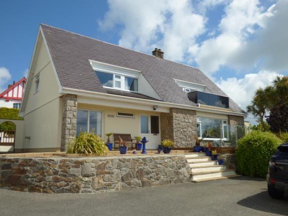 Thumbnail Detached house for sale in Llanbedrog, Pwllheli, Gwynedd