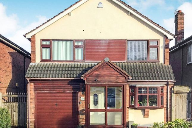 Thumbnail Detached house for sale in Oakhurst, Lichfield