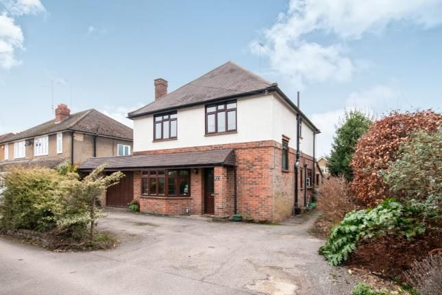 Thumbnail Detached house for sale in Mytchett, Camberley, Surrey