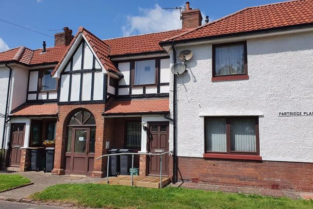 1 bed flat for sale in Partridge Place, Carlisle CA2