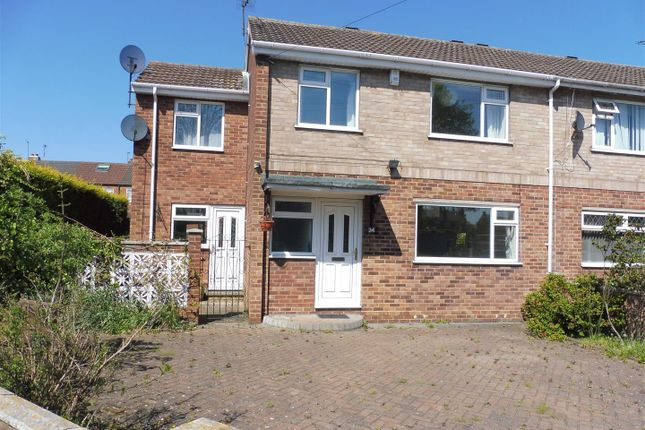 Thumbnail Property to rent in Springdale Close, Willerby, Hull