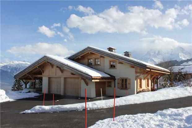 Thumbnail Parking/garage for sale in Megève, Combloux, French Alps, 74120